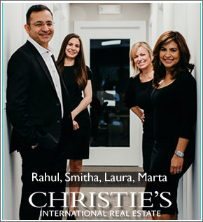 Rahul and Smitha Ramchandani NJ Realtors