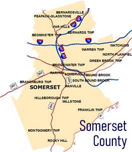 Somerset County nj real estate