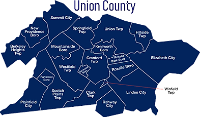 Union county nj real estate